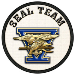 US Navy SEAL Team Five [ST5][Patch][1
